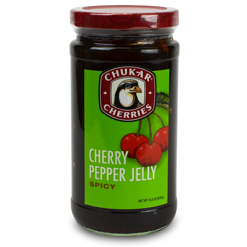 Chukar Cherry Pepper Jelly