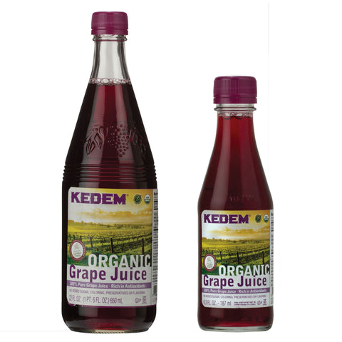 Kedem Organic Grape Juice
