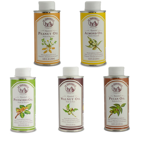 Kosher La Tourangelle Nut Oils