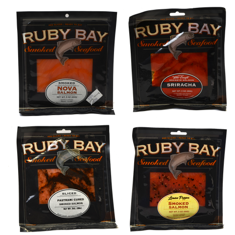 Ruby Bay Smoked Salmon Fillet