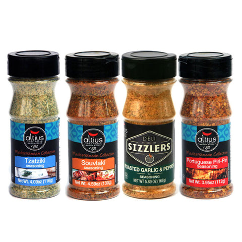 Kosher MJM Altius Gourmet Seasoning