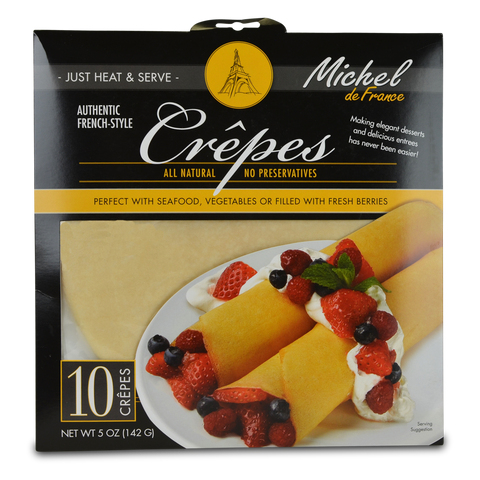 Kosher Michel De France Crepes