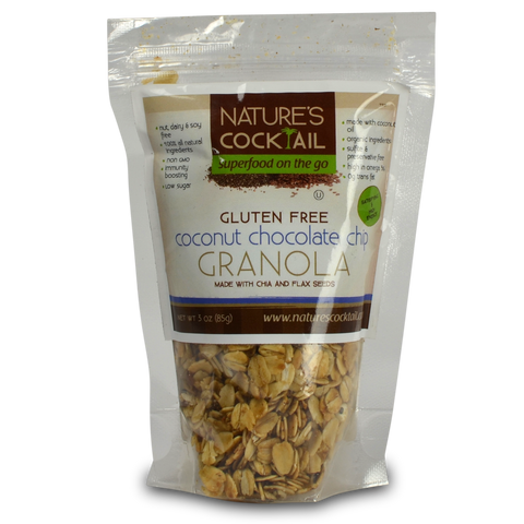 Nature's Cocktail Gluten Free Granola