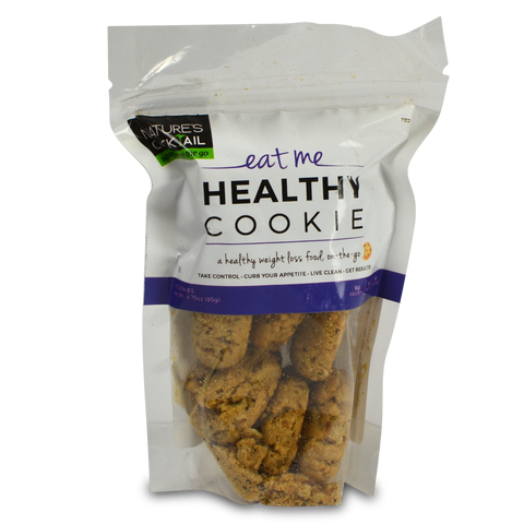 Natures Cocktail Eat Me Healthy Cookie