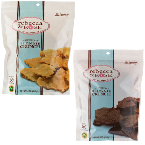 Rebecca & Rose Brittle Crunch