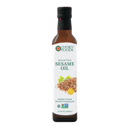 Chosen Foods Roasted Sesame Oil