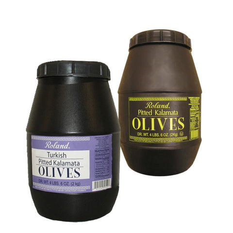 Kosher Roland Foods Olives
