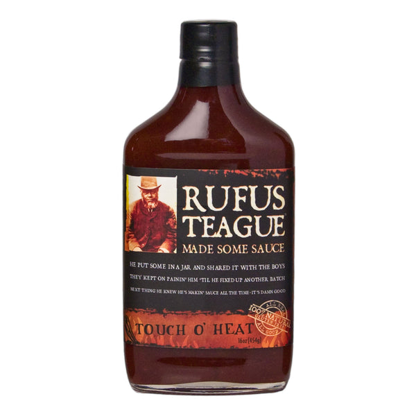 Kosher Barbecue Sauce By Rufus Teague Crafted Kosher