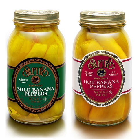 Safies Banana Peppers