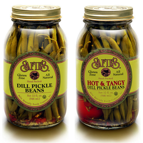 Safies Dill Pickle Beans