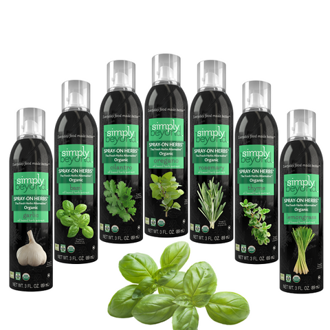 Kosher Simply Beyond Spray-On Herbs