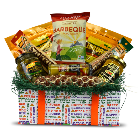 South African Adventures Gift Basket