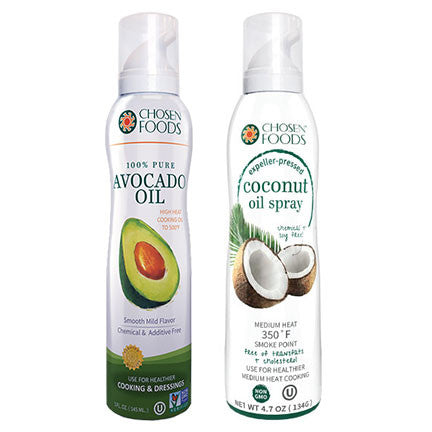 Chosen Foods Natural Oil Cooking Spray