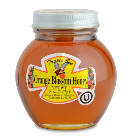 Kosher Tropical Blossom Honey Globe