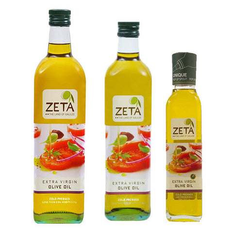 Zeta Extra Virgin Olive Oil