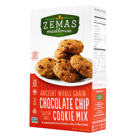 Kosher Zemas Chocolate Chip Cookie Mix