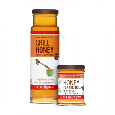 Kosher Savannah Bee Everyday Honey for Grilling