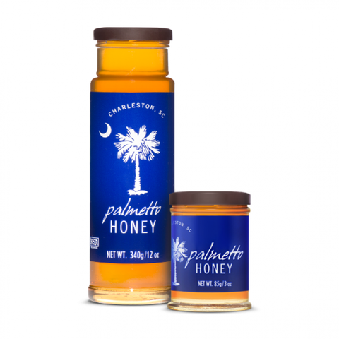 Kosher Savannah Bee Regional Palmetto Honey