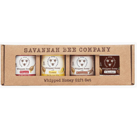 Kosher Savannah Bee Whipped Honey Sample Set
