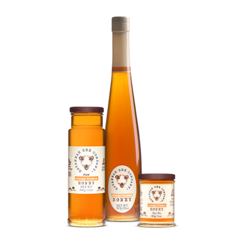Kosher Savannah Bee Artisanal  Orange Blossom Honey