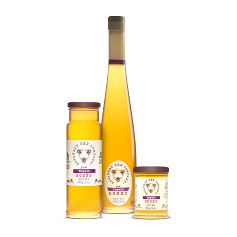 Kosher Savannah Bee Artisanal  Tupelo Honey