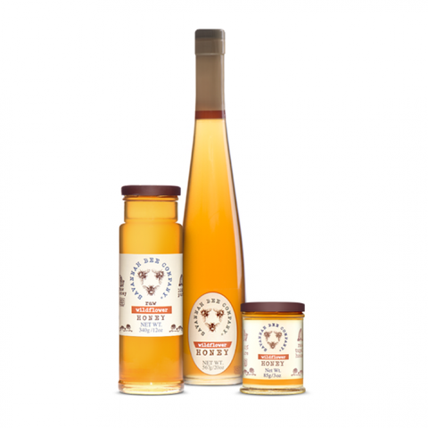 Kosher Savannah Bee Artisanal  Wildflower Honey