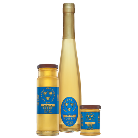Kosher Savannah Bee Artisanal  Acacia Honey