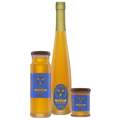 Kosher Savannah Bee Artisanal Lavender Honey