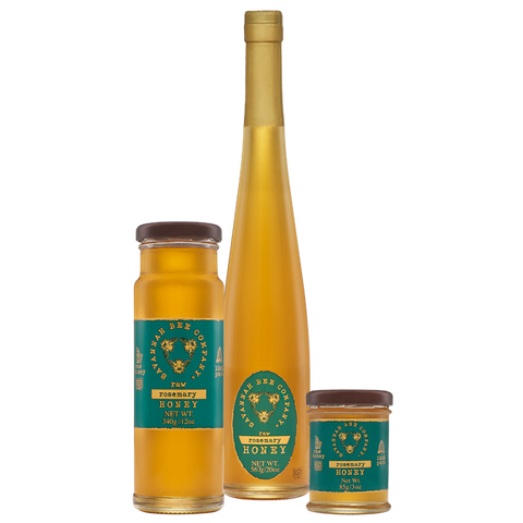 Kosher Savannah Bee Artisanal Rosemary Honey