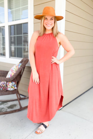 Madeline Maxi Dress- 2 Colors!