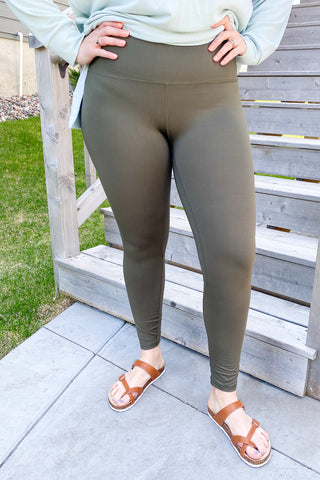 Luxe Butter Compression Leggings