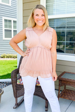Bianca Baby Doll Blouse