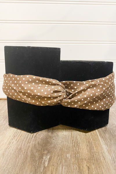Patterned Infinity Headbands