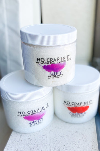 No Crap In It Bath Soak
