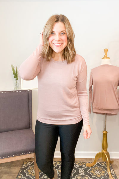 Let's Go Lightweight Sweater- 2 Colors!