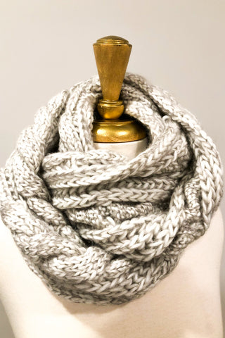 Knit-finity Scarf