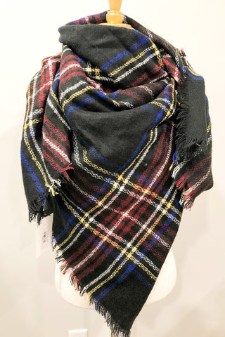 Not Your Average Blanket Scarf - 3 Prints