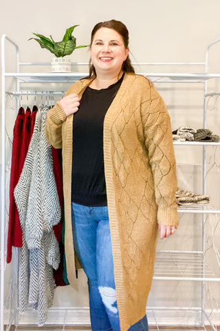 Dream Weaver Duster - Curvy Exclusive