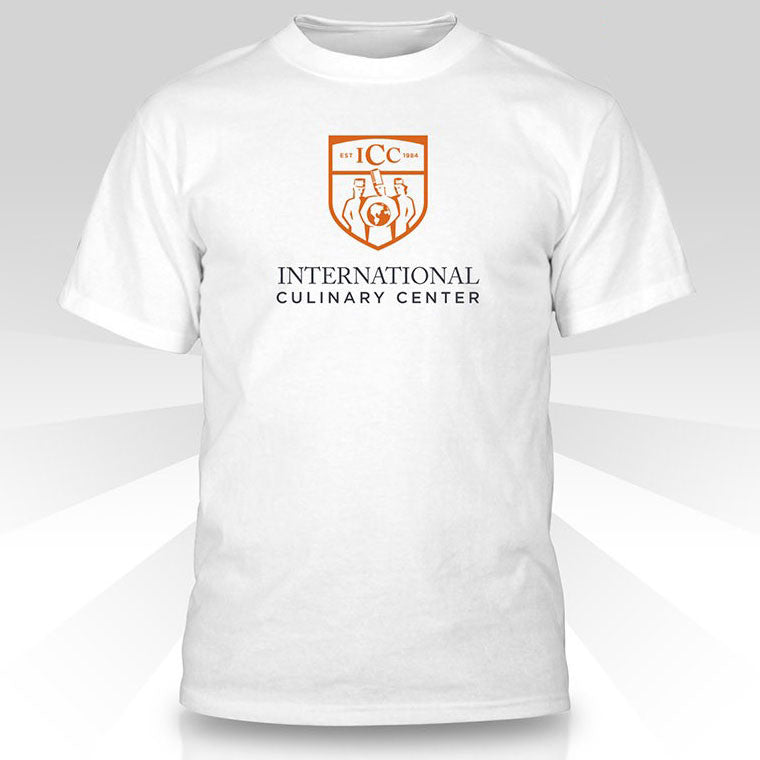 T-shirt with ICC Logo on Front
