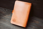 A6 Leather Organizer Agenda, Notebook, Diary, Journal, planner