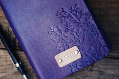 Custom Leather Journal, Branches