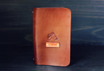 Custom Leather Journal, Horse