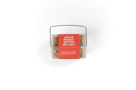 TO-GO TRIO: VEGAN  COOKIES