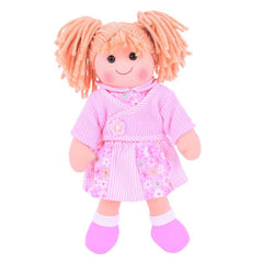 Abigail Traditional Rag Doll - Medium