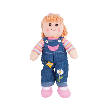 Penny Traditional Rag Doll - Large