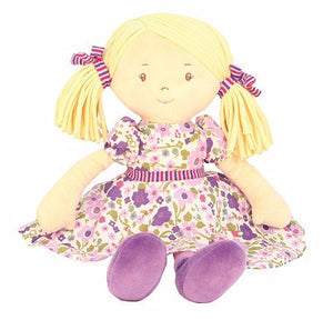 Bonikka Fair Trade Rag Doll Peggy - Kiddymania Rag Dolls