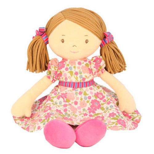 Bonikka Fair Trade Rag Doll Katy Lifesize
