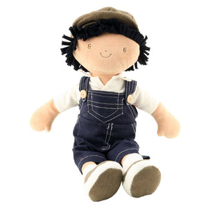 Bonikka Rag Doll Joe - Kiddymania Rag Dolls