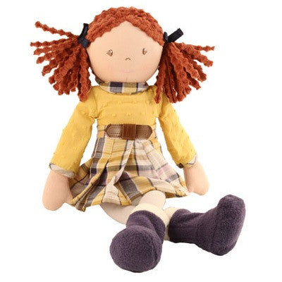 Maddy Fair Trade Rag Doll