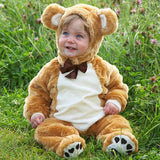 Baby Teddy Bear Fancy Dress costume